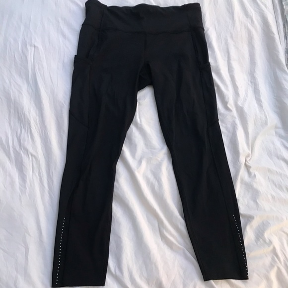 Lululemon high waisted leggings w/ pockets